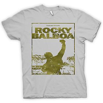 Kids t-skjorte - Rocky Balboa Punch - film - morsomt