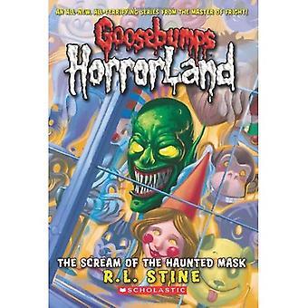 Skriket av hemsökta masken (gåshud: Horrorland)