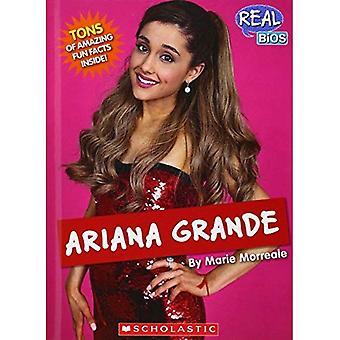 Ariana Grande (Bios réel)