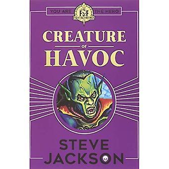 Fighting Fantasy: Creature of Havoc (Fighting Fantasy)