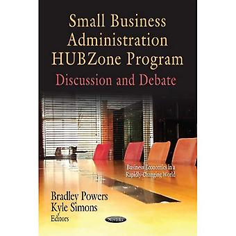 Programme d'HUBZone de Small Business Administration