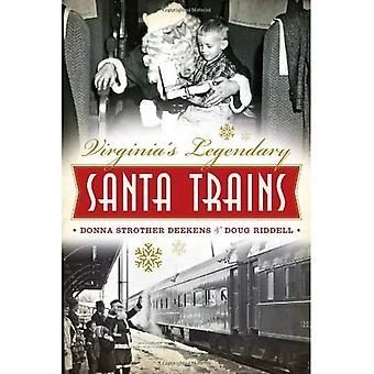 Virginias legendariska Santa tåg