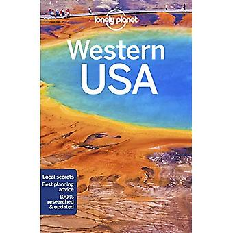 Lonely Planet västra USA
