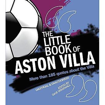 Büchlein von Aston Villa