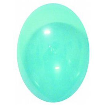 "Balloons Crystal 12"" Blue"