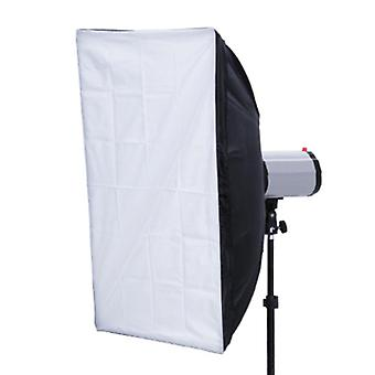 Kit photo 3 flashes d'éclairage studio pro Softbox 50x70 avec trépied girafe photo vidéo studio professionnel 120 watts 1802034