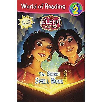 Elena of Avalor the Secret� Spell Book (World of Reading: Level 2)