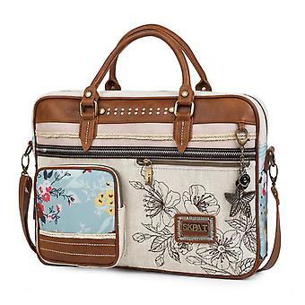 Portfolio laptop Briefcase document folder for female 301638 Skpat