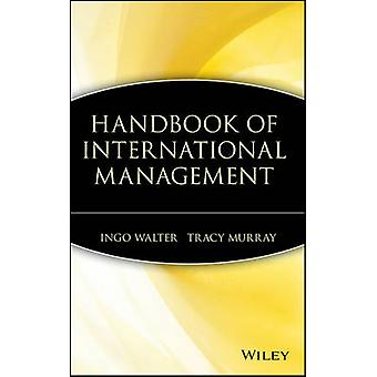 Handbook of International Management by Walter & Harry Ed.