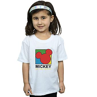 Disney Girls Mickey Mouse True 90s T-Shirt