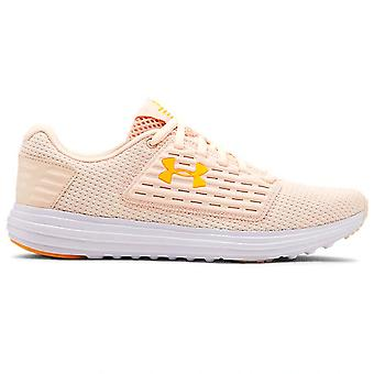 Under Armour Surge SE Womens Running Fitness Trainer Shoe Pink/Orange