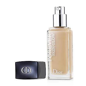 Christian Dior Dior Forever Skin Glow 24h Wear High Perfection Foundation Spf 35 - # 2cr (cool Rosy) - 30ml/1oz