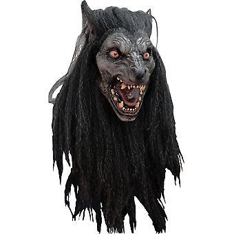 Werewolf Latex Mask