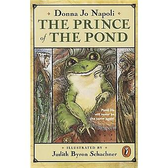 The Prince of the Pond - Otherwise Known as De Fawg Pin by Donna Jo Na