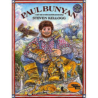Paul Bunyan (20th) by Steven Kellogg - 9780808567905 Book