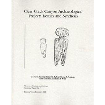 Clear Creek Canyon Proj - Results / Synth Op #7 by Joel Janetski - 978