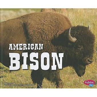American Bison by Steve Potts - 9781429679206 Book