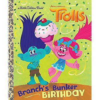 Branch's Bunker Birthday! (DreamWorks Trolls) by David Lewman - 97815
