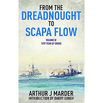 Fra Dreadnought til Scapa Flow-Volume 4 av Arthur Jacob Marder-