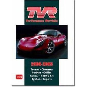 TVR Performance Portfolio - 1986-94 by R. M. Clarke - 9781855202603 B