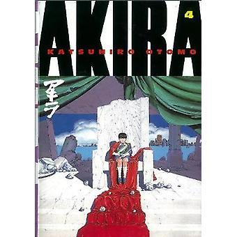 Akira - v. 4 by Katsuhiro Otomo - 9781935429067 Book