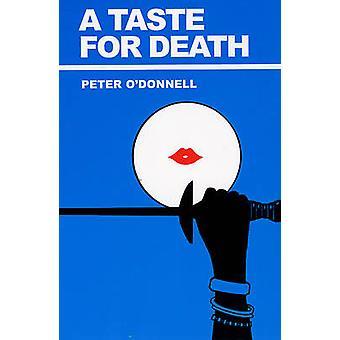 Le goût de la mort par Peter ODonnell