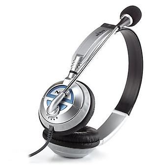 Headsets with Microphone NGS 8436001301020
