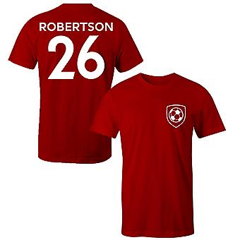 Andy Robertson 26 Liverpool Style Player T-Shirt