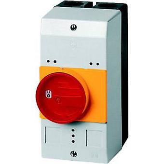 Enclosure + rotary switch (L x W x H) 158 x 80 x 126 mm Red, Yellow Eaton CI-PKZ0-GRVM 1 pc(s)