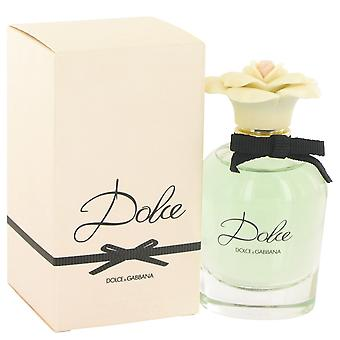 Dolce by Dolce & Gabbana Eau De Parfum Spray 1.6 oz / 50 ml (Women)