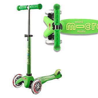 Micro Mini Deluxe Children's Scooter Green