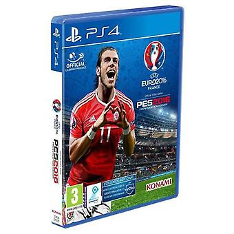 Playstation Pro Evolution Soccer Uefa Euro France 2016
