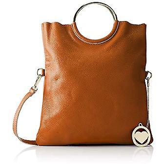 Ccacca Bags Cbc34011tar Shoulder bag Women Brown (Leather) 3x31x19 cm (W x H x L)