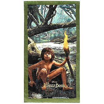 Jungle Book Mowgli Serviette en coton