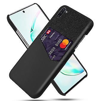 KSQ Samsung Galaxy Note 10 Schale mit Schlitz-schwarz