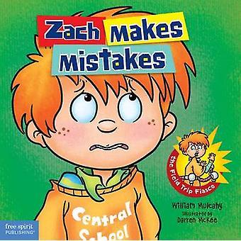 Zach Makes Mistakes by William Mulcahy - Darren McKee - 9781631981104