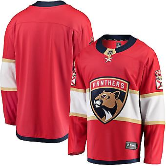 Fanatics Nhl Florida Panthers Home Breakaway Jersey