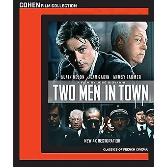 Two Men in Town [Blu-ray] USA import