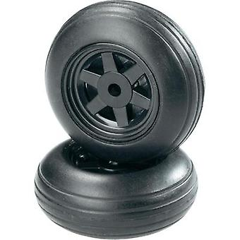 Arexx Rubber wheel set ARX-REI03