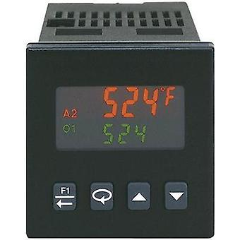 PID Temperature controller Wachendorff T1641110 S, T, J, N, K, E, R, B, Pt100 3 A relay, Analogue current (L x W x H) 1