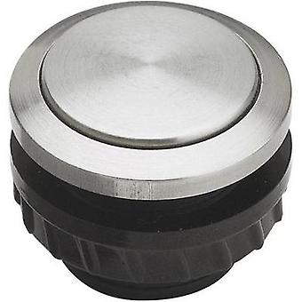 Bell button 1x Grothe 62060 Stainless steel 24 V/1,5 A