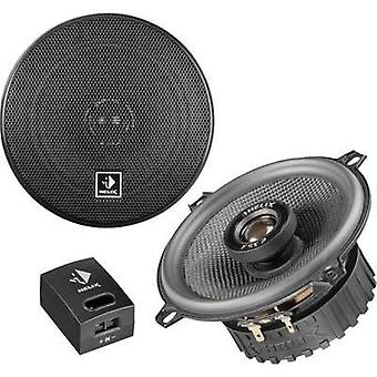 2 way coaxial flush mount speaker kit 150 W Helix German Car Hifi E 5X.2