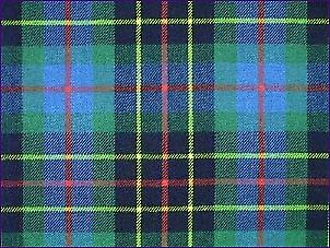 Brodie Hunting, Ancient - Pure Wool Tartan