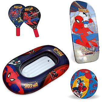 Mondo September-Spiderman Plastic Beach Shovels (Outdoor , Garden Toys , Sand Toys)