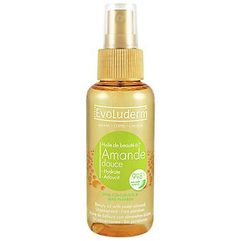 Evoluderm Almond oil (Woman , Cosmetics , Body Care , Moisturizer and nourishing)
