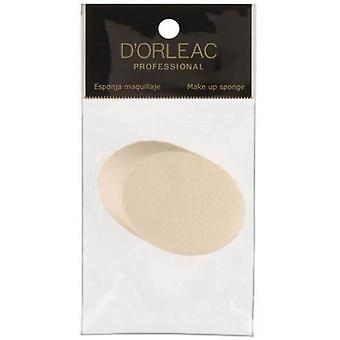 D'Orleac Nb09 makeup sponge tube (Woman , Makeup , Brushes)