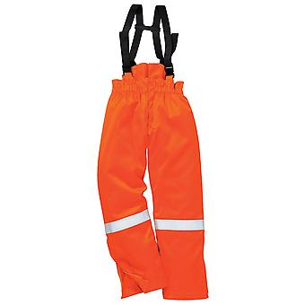 Portwest FR58 FR Winter Bib & Brace