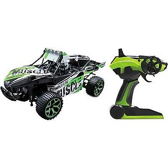 Amewi 22211 Extreme D5 1:18 RC model car for beginners Electric Buggy 4WD incl. batteries and charger