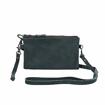 Unmesh Bags Luca Bag Wallet Elephant Grey