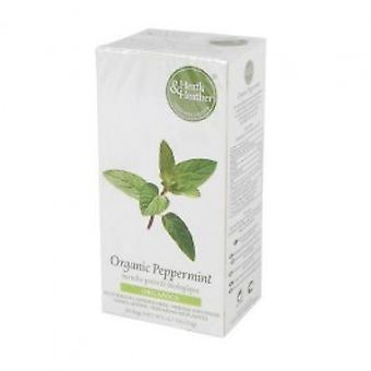 Heath & Heather - Peppermint Herbal Tea 20 Bag